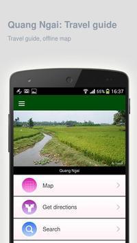 Quang Ngai: Travel guide apk screenshot