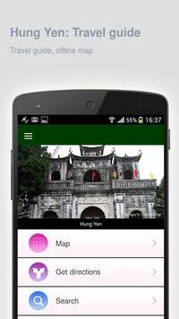 Hung Yen: Offline travel guide poster