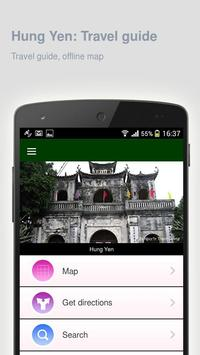 Hung Yen: Offline travel guide apk screenshot
