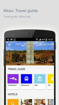 Aksu: Offline travel guide screenshot 4