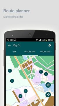 Weifang: Offline travel guide apk screenshot