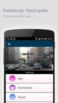 Kaohsiung: Travel guide apk screenshot