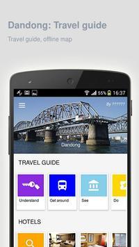 Dandong: Offline travel guide poster