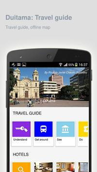 Duitama: Offline travel guide screenshot 6