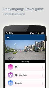 Lianyungang: Travel guide apk screenshot