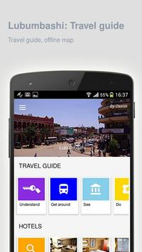 Lubumbashi: Travel guide apk screenshot