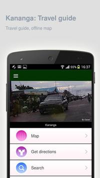 Kananga: Offline travel guide apk screenshot