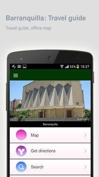 Barranquilla: Travel guide apk screenshot