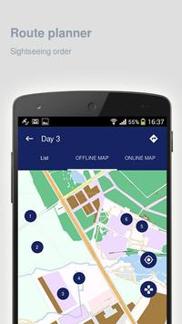 Ahvaz: Offline travel guide apk screenshot