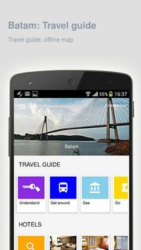 Batam: Offline travel guide apk screenshot