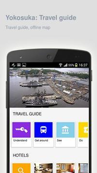 Yokosuka: Offline travel guide apk screenshot