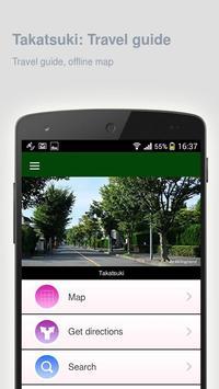 Takatsuki: Travel guide apk screenshot