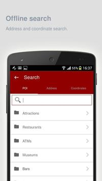 Basel: Offline travel guide apk screenshot