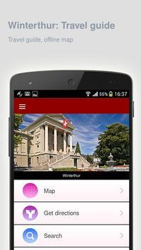 Winterthur: Travel guide apk screenshot