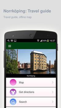 Norrköping: Travel guide apk screenshot
