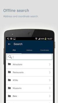 Namur: Offline travel guide apk screenshot