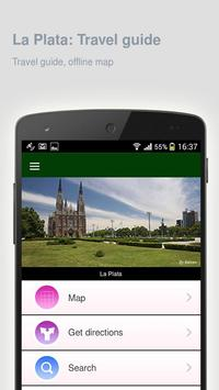 La Plata: Offline travel guide apk screenshot