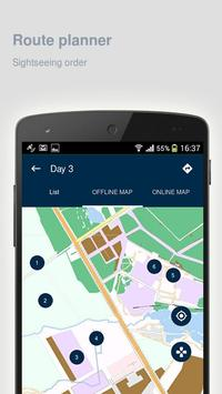 Ansan: Offline travel guide apk screenshot