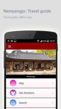 Namyangju: Travel guide poster