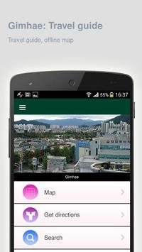 Gimhae: Offline travel guide screenshot 3