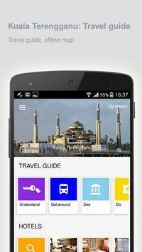 Kuala Terengganu: Travel guide poster