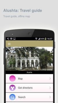Alushta: Offline travel guide apk screenshot