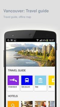 Vancouver: Travel guide apk screenshot