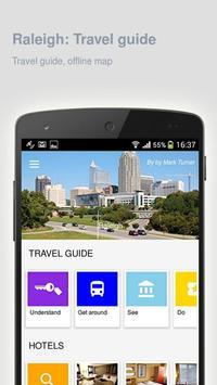 Raleigh screenshot 4