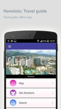 Honolulu: Offline travel guide apk screenshot