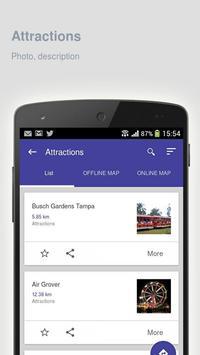 Tampa screenshot 2