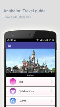 Anaheim: Offline travel guide screenshot 4