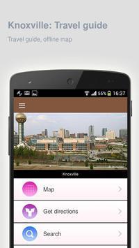 Knoxville: Travel guide apk screenshot