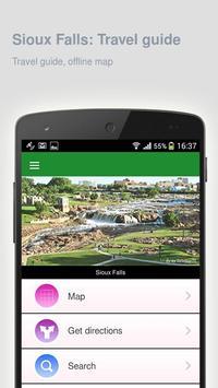 Sioux Falls: Travel guide apk screenshot