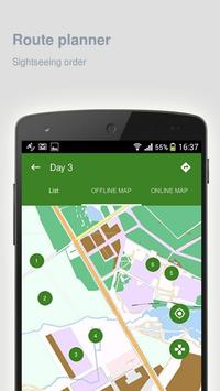 Syracuse: Offline travel guide apk screenshot