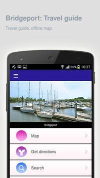 Bridgeport: Travel guide apk screenshot