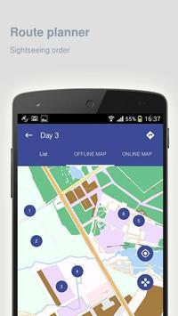 McAllen: Offline travel guide apk screenshot