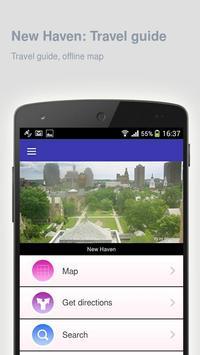New Haven: Travel guide apk screenshot