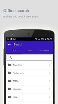 Killeen: Offline travel guide apk screenshot