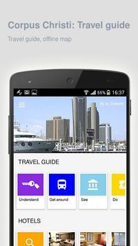 Corpus Christi: Travel guide apk screenshot