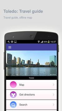 Toledo: Offline travel guide apk screenshot