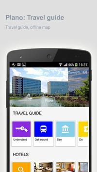 Suriname: Offline travel guide poster