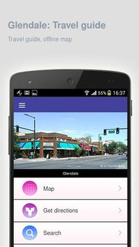 Glendale: Offline travel guide apk screenshot