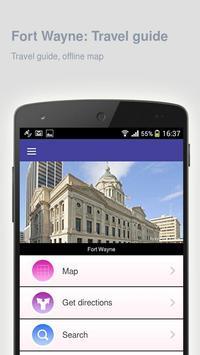 Fort Wayne: Travel guide apk screenshot