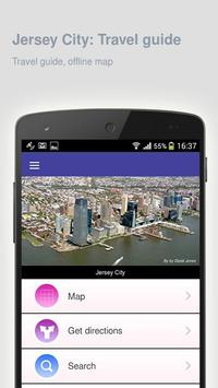 Jersey City: Travel guide apk screenshot