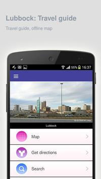 Lubbock: Offline travel guide screenshot 4
