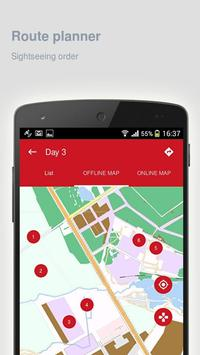 Kemerovo: Offline travel guide apk screenshot