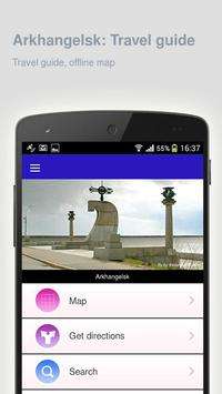 Arkhangelsk: Travel guide apk screenshot