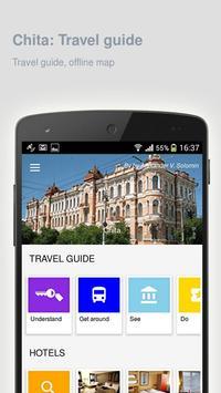 Chita: Offline travel guide poster