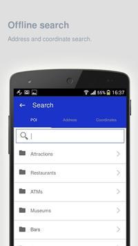 Volzhsky: Offline travel guide apk screenshot