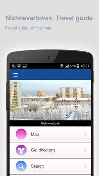 Nizhnevartovsk: Travel guide apk screenshot